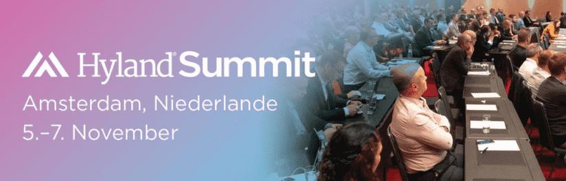 Hyland EMEA Summit 2019